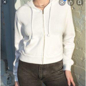 Brandy Melville crystal hoodie!